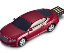 Bentley Continental GT USB Flash Drive