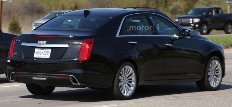2017 cadillac cts spy photos engine release date. Black Bedroom Furniture Sets. Home Design Ideas