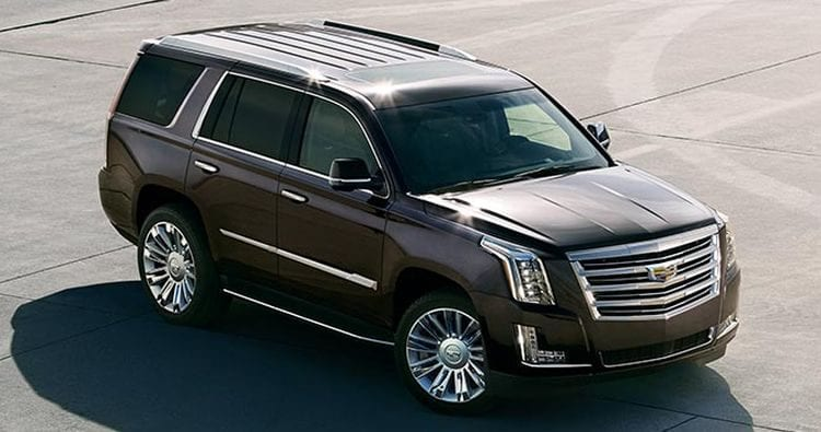 2016 cadillac escalade price design specs interior. Black Bedroom Furniture Sets. Home Design Ideas