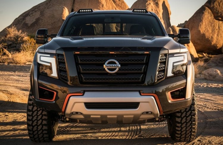 Nissan Titan Warior Concept Release Date Specs Review - Net car show