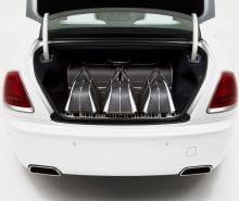 Rolls-Royce travel bags