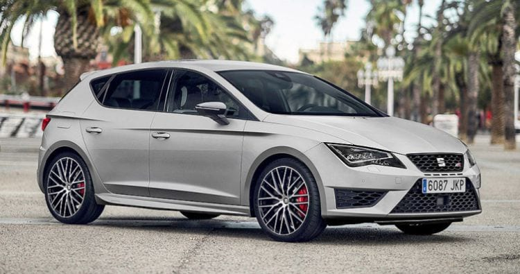 2016 seat leon cupra 290 price interior specs. Black Bedroom Furniture Sets. Home Design Ideas