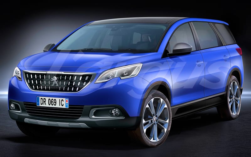 2016 peugeot 6008 release date price engine. Black Bedroom Furniture Sets. Home Design Ideas
