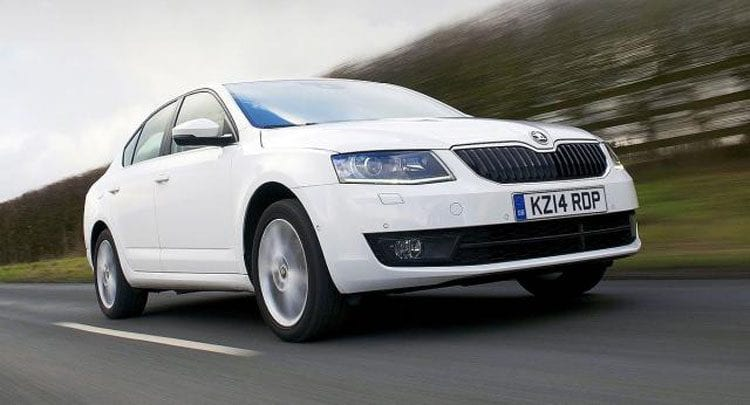 koda Octavia Gets a New Three-Cylinder One-Liter Engine1