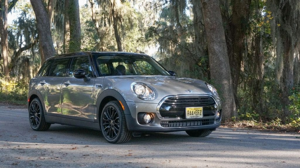 2016 mini cooper s clubman review price performance changes. Black Bedroom Furniture Sets. Home Design Ideas