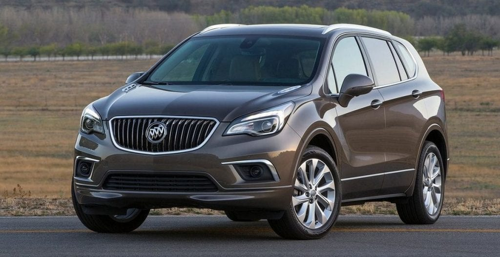 2016 buick envision review photos price colors mpg interior. Black Bedroom Furniture Sets. Home Design Ideas