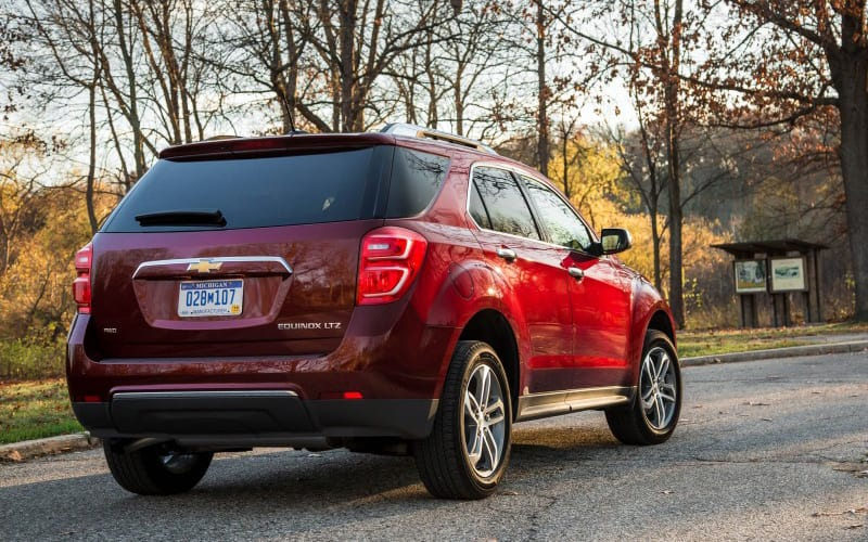 2016 Chevrolet Equinox Ltz >> 2016 Chevrolet Equinox SUV Review, Design, Specs, Ratings, Prices