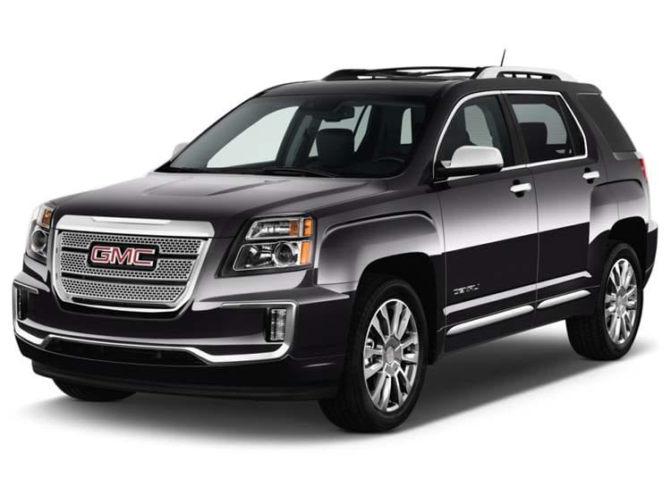 gmc terrain denali door suv exterior front fwd angular cars interior prices carsoid source