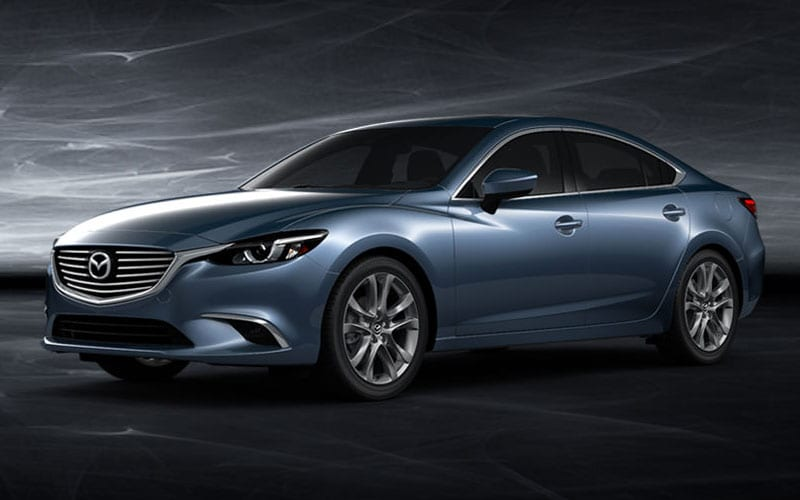 2017 Mazda 6 Arrives In The Us Start Price And First Photos