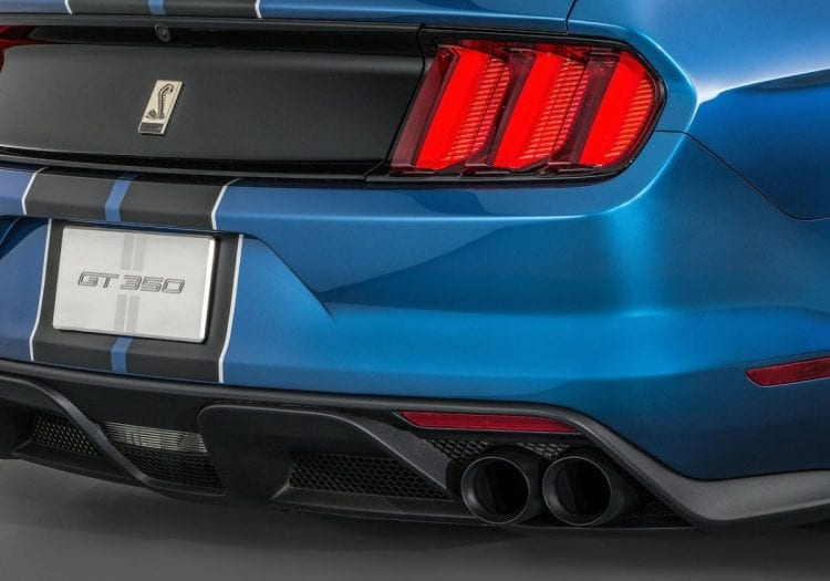 2016 ford mustang shelby gt350r horsepower. Black Bedroom Furniture Sets. Home Design Ideas
