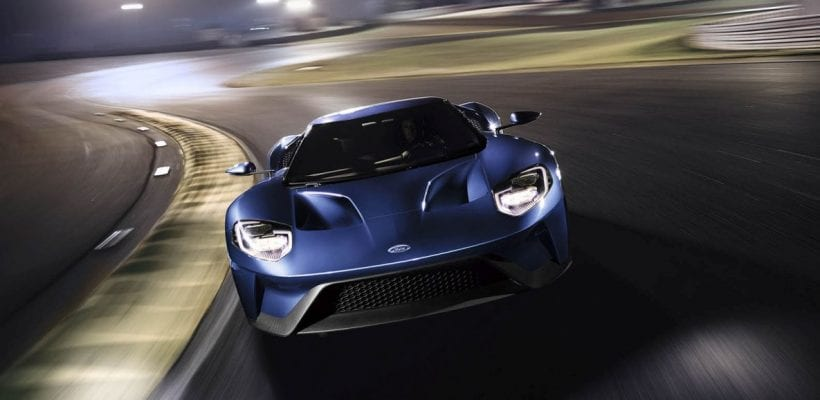 Ford Gt Supercar The Synonym For Speed And Performance