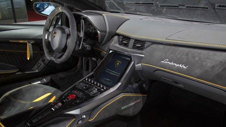 2017 Lamborghini Centenario Price Top Speed Interior Exterior