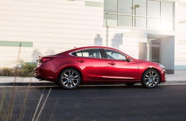 2017 Mazda 6 Side 1
