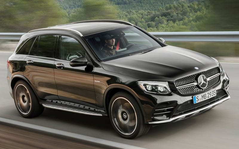 2017 mercedes amg glc 43 suv review specs design release date. Black Bedroom Furniture Sets. Home Design Ideas