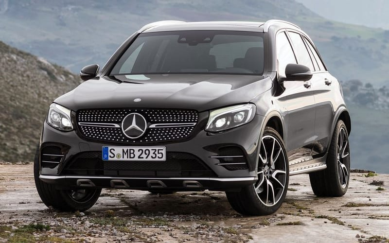 2017 Mercedes Amg Glc 43 4matic
