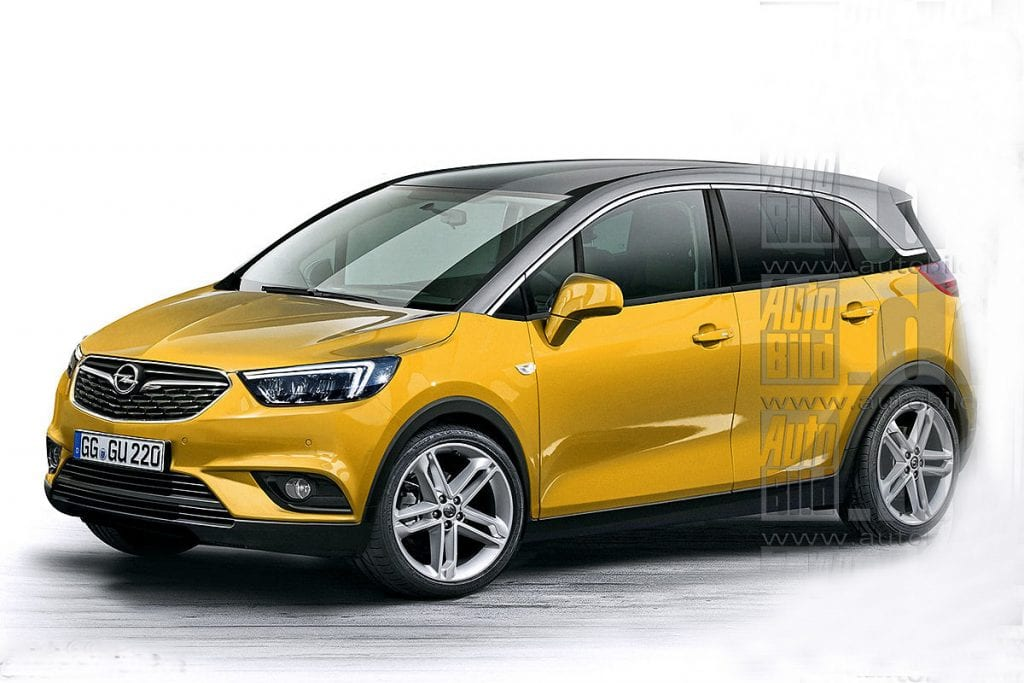 2017 opel meriva release date price design engine. Black Bedroom Furniture Sets. Home Design Ideas