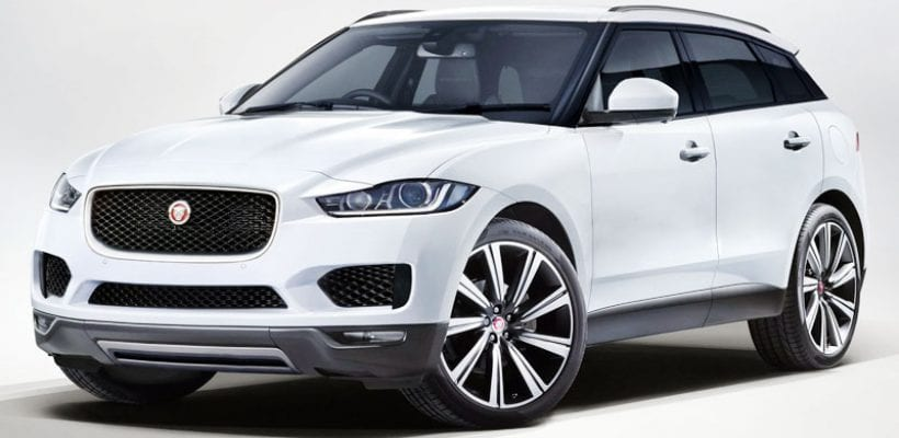 2018 jaguar e pace spy shots baby brother of f pace suv. Black Bedroom Furniture Sets. Home Design Ideas
