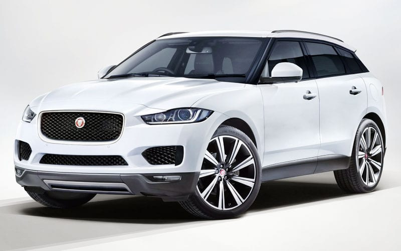 2018 Jaguar E Pace Spy Shots Baby Brother Of F Pace Suv