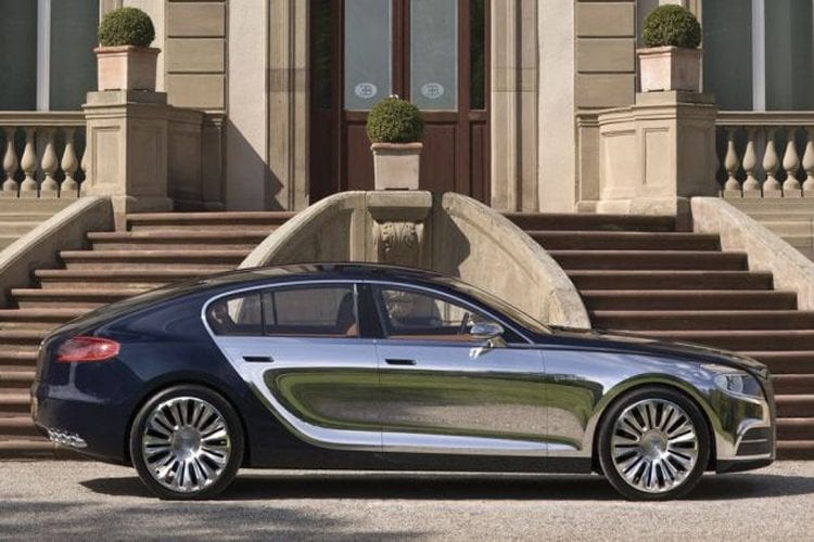 Bugatti Galibier Is Still in the Game