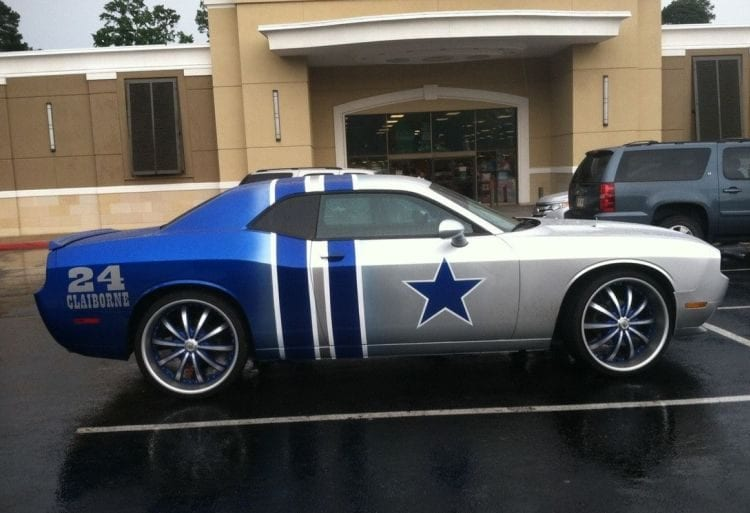 Cool Dallas Cowboys Cars  Video