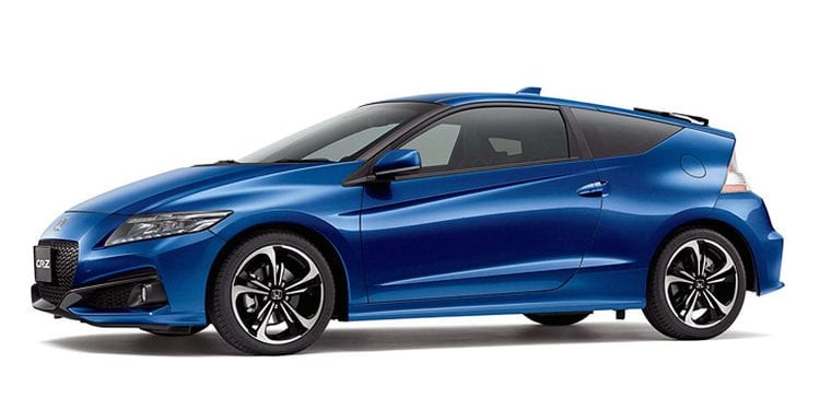 Definitely an End for the Honda CR-Z