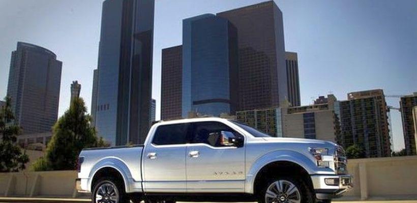Ford Atlas Price >> Ford Atlas Concept Pickup Truck Price