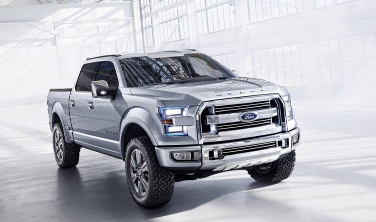 Ford Atlas Concept Pickup Truck Price