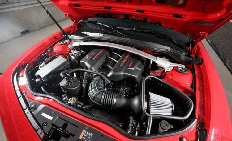 2017 Z 28 Camaro Engine
