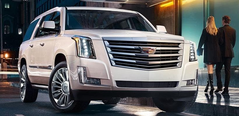 2017 Cadillac Escalade Price Rumors Changes
