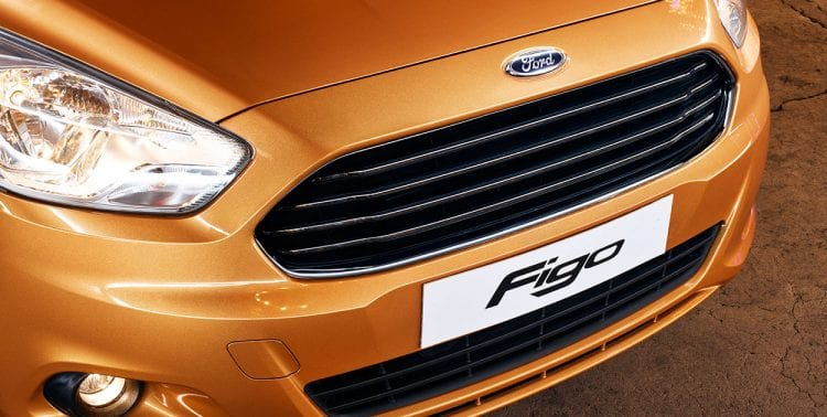 2016 model shown; Source: india.ford.com