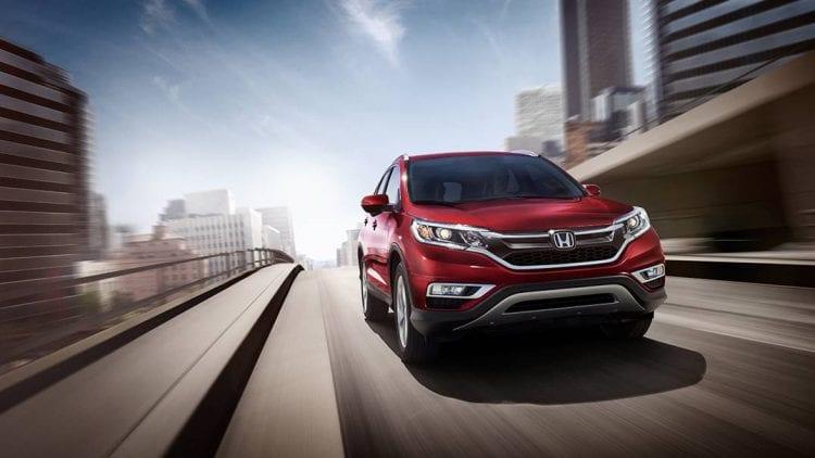 Source: automobiles.honda.com; 2016 model shown