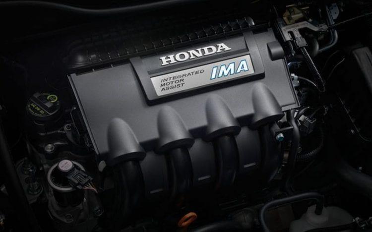 2014 Honda Insight Powertrain