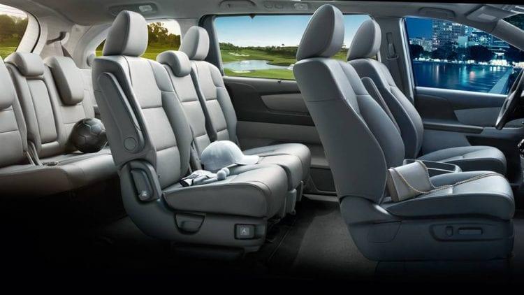 2016 Honda Odyssey shown; Source: automobiles.honda.com