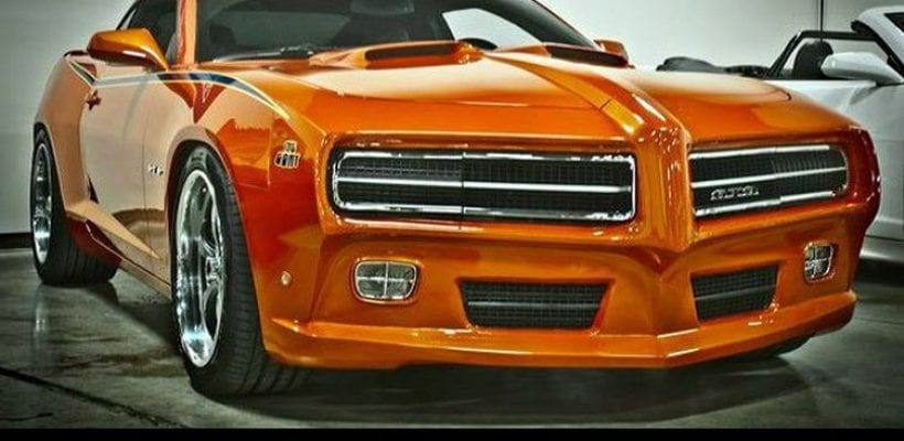 2016 Pontiac Gto Judge Soon To Be Available For Judgment