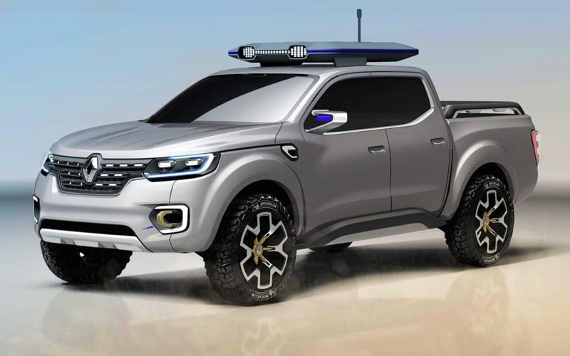 Renault Alaskan Concept front