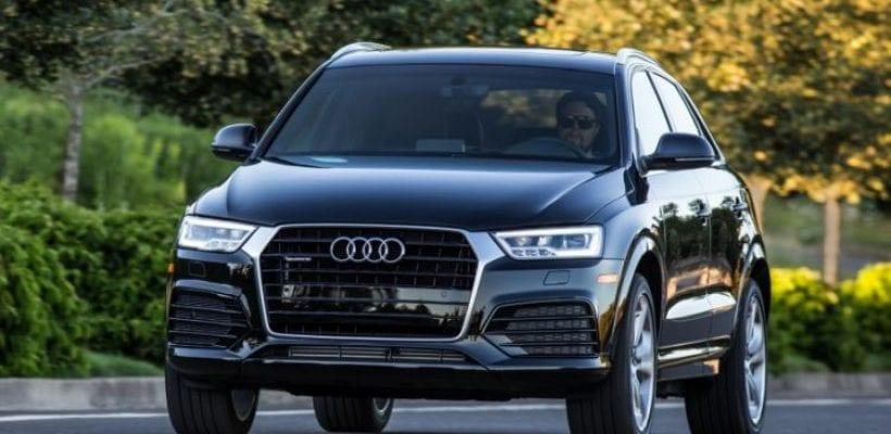2017 Audi Q3 Small Changes Improvement