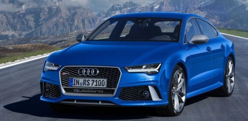 2017 Audi Rs7 Made To Perform Easy Enjoy
