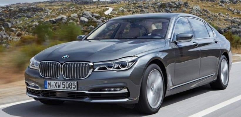 2016 BMW 750Li Strong Precise Styled