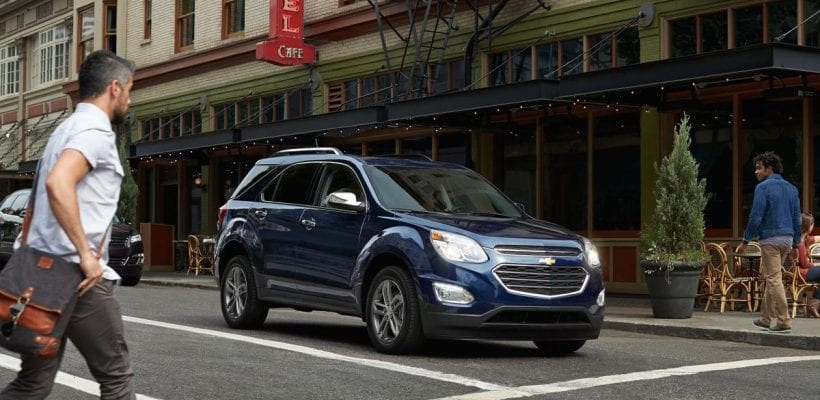 2017 Chevy Equinox Everything You Would Ever Need