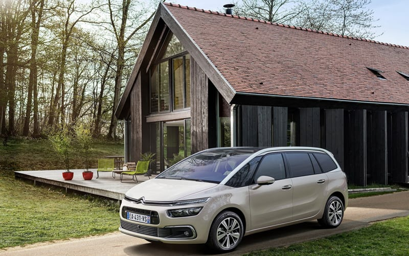 2017 citroen grand c4 picasso review design performance price. Black Bedroom Furniture Sets. Home Design Ideas