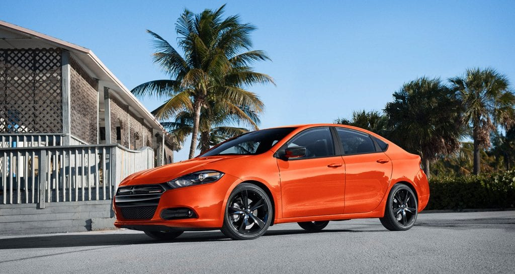 2017 Dodge Dart SRT4 compact sedan - best-looking car in ...