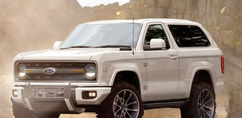 New Ford Bronco 2017 >> 2017 Ford Bronco Is Coming Rumors Engine Diesel Petrol Price