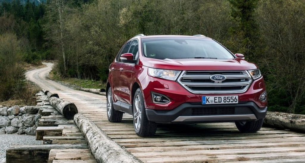 2017 ford edge review release date pictures changes specs. Black Bedroom Furniture Sets. Home Design Ideas