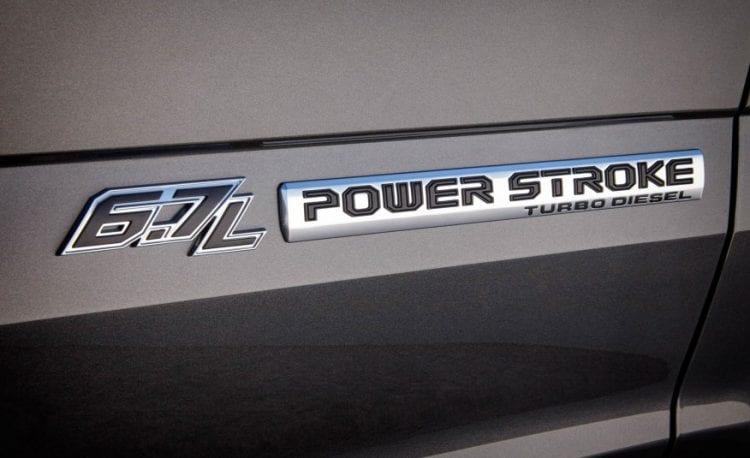 2017 Ford F-250 Super Duty; Source: caranddriver.com