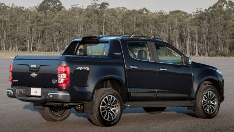 2017 Holden Colorado; Source: caradvice.com.au