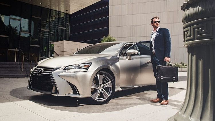 Source: lexus.com; 2016 model shown