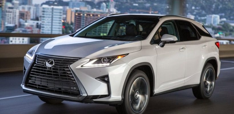 Amazing 2017 Lexus RX 350 U2013 New Style And A New Heart