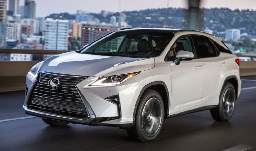 2017 lexus rx 350 redesign spy photos interior colors. Black Bedroom Furniture Sets. Home Design Ideas