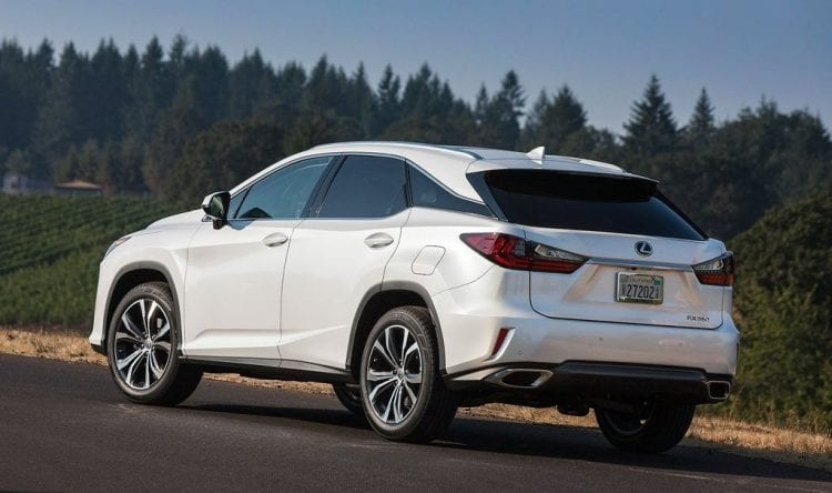 when is the lexus rx 350 going to be released 2016 autos post. Black Bedroom Furniture Sets. Home Design Ideas