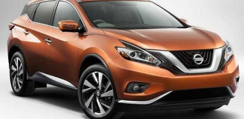 2017 nissan murano rumors price release date future cars. Black Bedroom Furniture Sets. Home Design Ideas